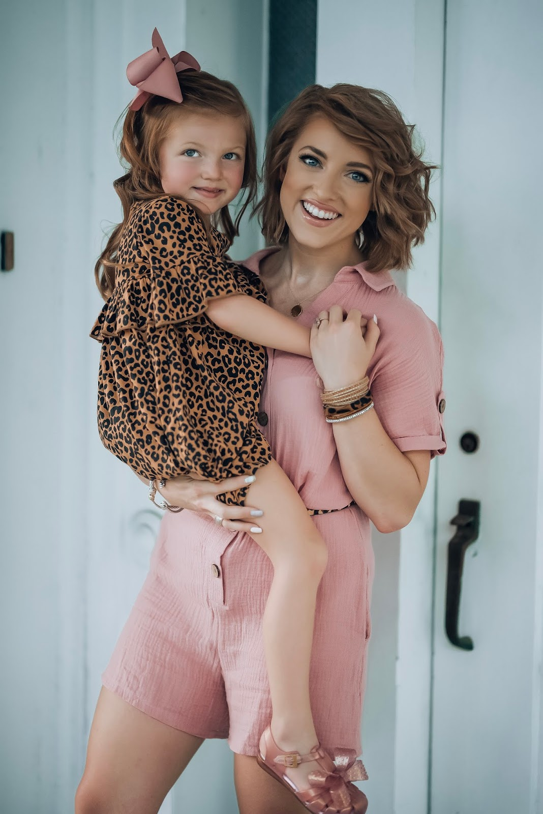 Pink + Leopard: Under $30 Amazon Romper + Recent Amazon Favorites - Something Delightful Blog