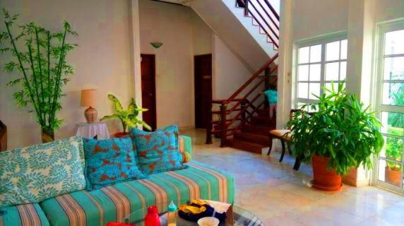 Casa Rasa Sayang Resort ruang tamu
