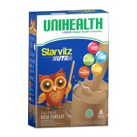 SUSU STARVITZ NUTRA 350G COKELAT