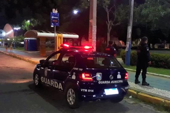 Patrulhamento noturno é reforçado nos bairros do Alecrim, Centro e Ribeira