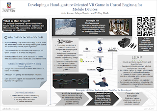 Leap Motion VR Games in Unreal Engine 4