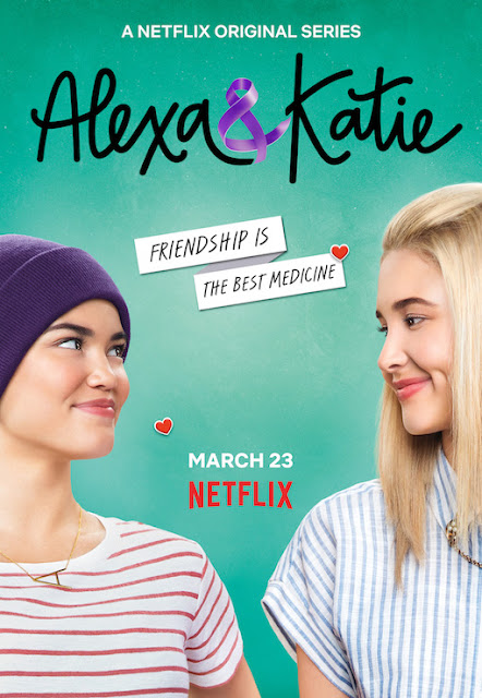 Alexa & Katie (2018-) ταινιες online seires xrysoi greek subs