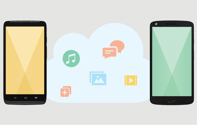Fastest Way To Transfer Files Between Android Phones