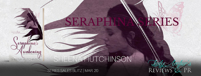Seraphina Series by Sheena Hutchison – Sale Blitz