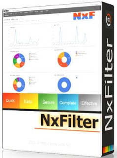 أفضل, برنامج, لفلترة, وتصفية, الـ DNS, وحجب, مواقع, الانترنت, والبرامج, الضاره, NxFilter