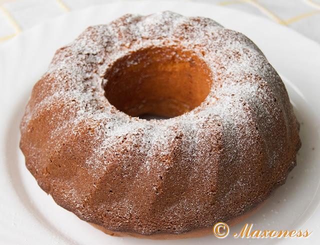 Йогуртовый кекс. Итальянская кухня