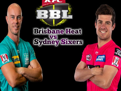 HEA Vs SIX 49th Match, BBL 2020, Dream 11 Prediction For Today Match