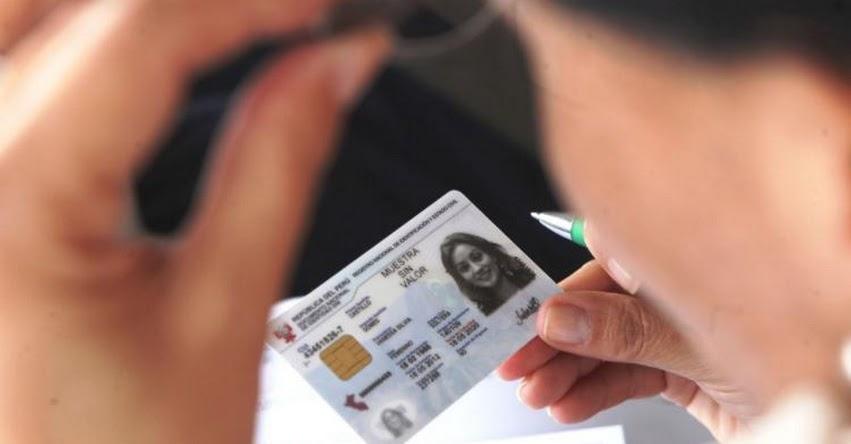 DNI podrá ser usada como tarjeta de débito virtual