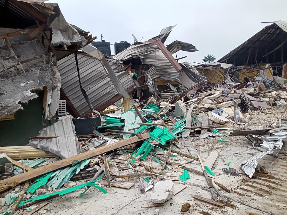 I did not violate any law - Owner of Prodest hotel pulled down by Gov Wike speaks