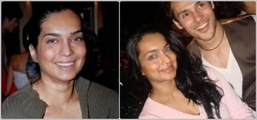 Amna Haq without Makeup