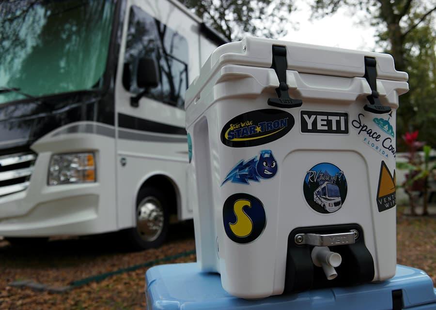 RVTY Sticker Cooler