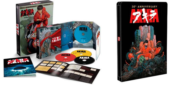 Akira edición 30º aniversario