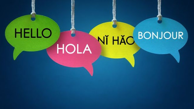 this way you will be able to talk to any foreigner through quick translation