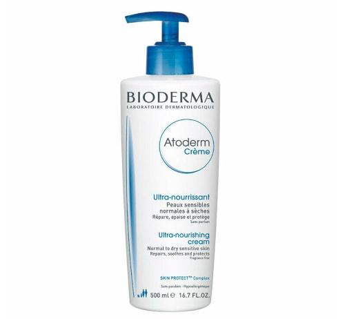 Bioderma Crema pentru corp Atoderm, 500 ml