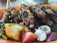 Kuliner Sate Kambing Nikmat Bekasi, Waroeng Sate Babe, Mustika Jaya Bekasi