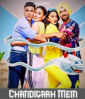 Chandigarh Mein ( diladu ghar chandigarh mein ) Lyrics Good Newwz- Badshah New song