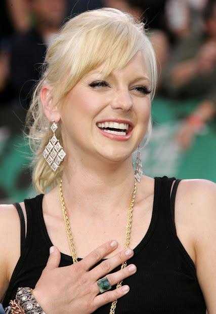 Beauty Profile Anna Faris Hottest Of
