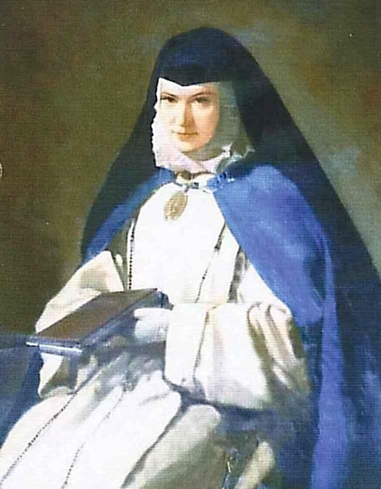 Soror Maria das Dores e do Patrocínio O.I.C.