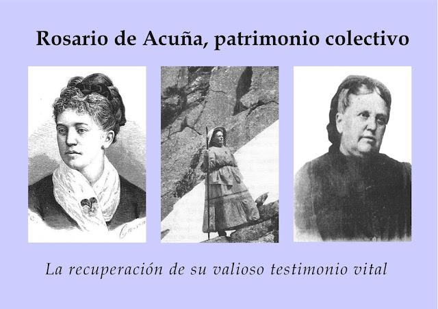 Imagen con el título de la charla pronunciada el 6/5/5019