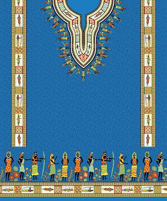 Lavanya-Geometric-Textile-Kaftan 57