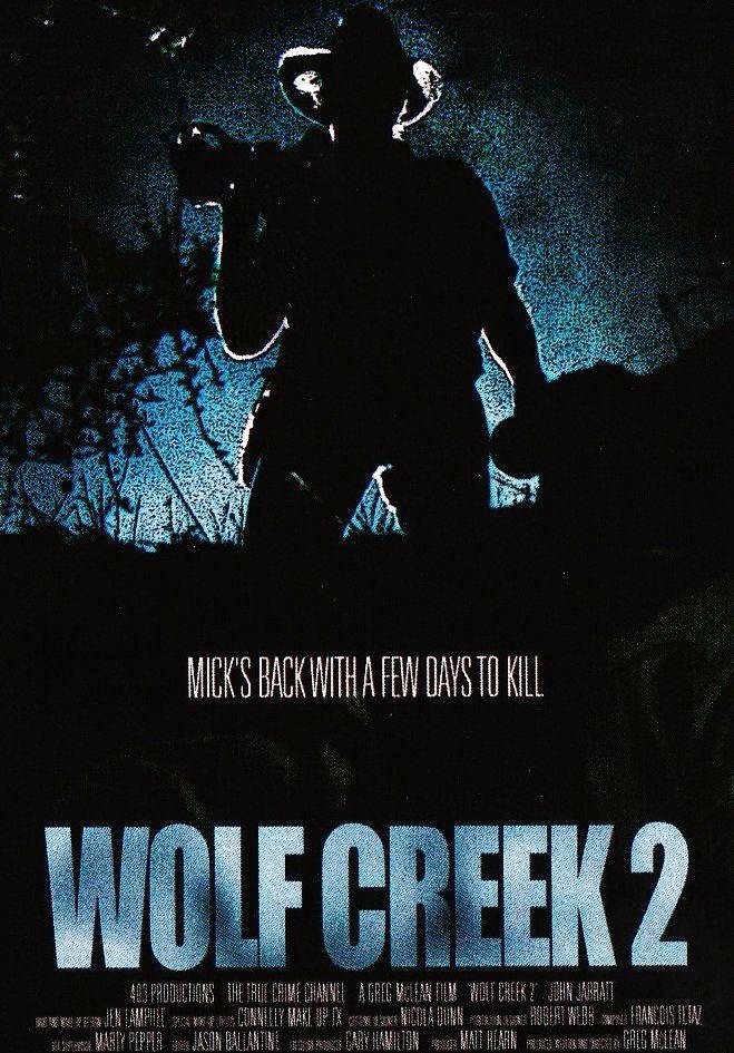 Wolf Creek 2 หุบเขาสยองหวีดมรณะ 2 [HD][พากย์ไทย]