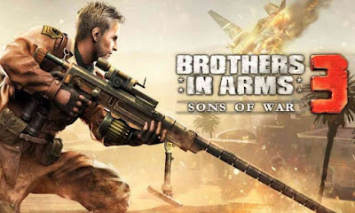 Brothers in Arms 3 v1.4.7c Apk + Data for Android