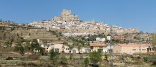 Morella, uno de los pueblos más bonitos de España.