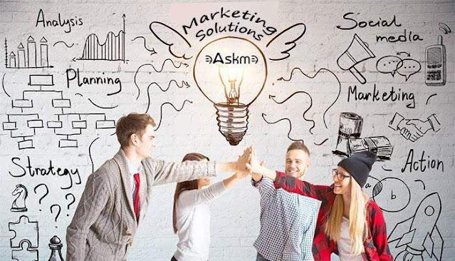 4 Best Creative Marketing Solutions: eAskme