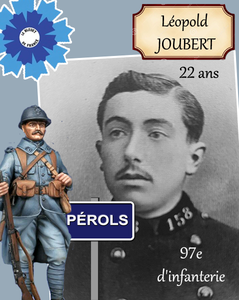 Léoplod Joubert – Pérols