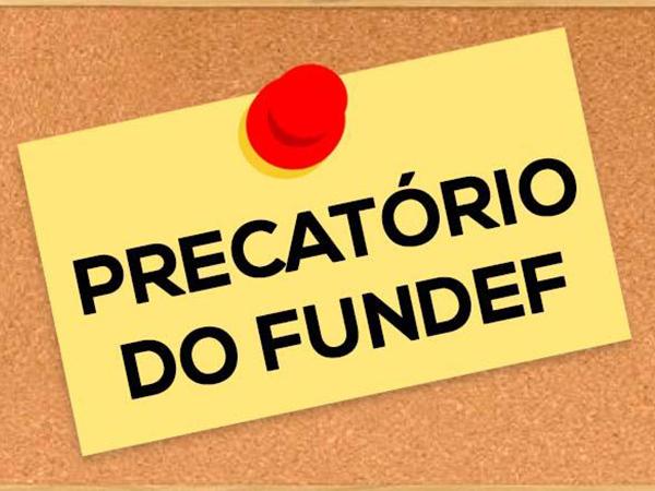 TCU desobriga estados e municípios de usar precatórios do Fundef para pagar professores
