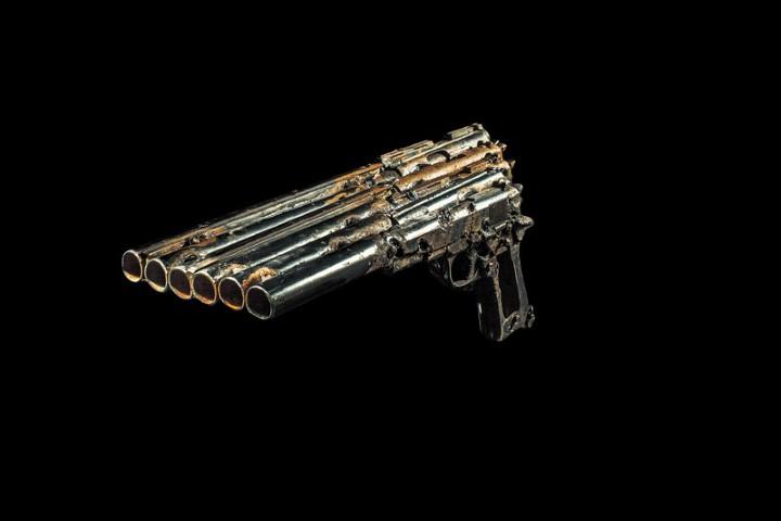 Pedro Reyes. Музыкальное оружие 2