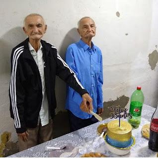Vereador Farias parabeniza irmãos Pedro e Domingos dos ovos