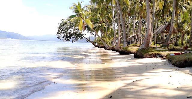 Pantai Ketapang lampung