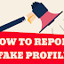Paano i-report ang pekeng 'Facebook' account (Steps-By-Steps Guide)