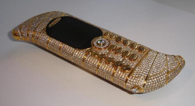Ini Spesifikasi Ponsel Termahal di Dunia yang Harganya Rp 103 Miliar