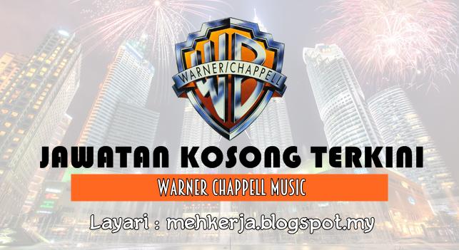 Jawatan Kosong di Warner Chappell Music (M)