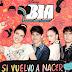 Segundo álbum de Bia é lançado pela Disney; Si Vuelvo A Nacer