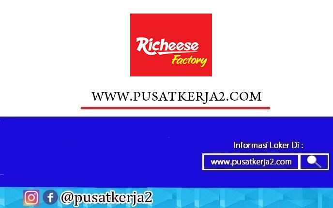 Lowongan Kerja Sma D3 Banjarmasin Richeese Indonesia Februari 2021 Lowongan Kerja Sma Smk D3 S1 Maret 2021