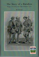 Book about the story of the Australian 48th Battalion During WW1