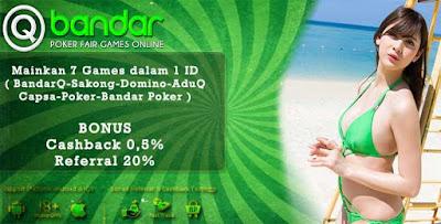 Trik Menang Sakong Online QBandars.net
