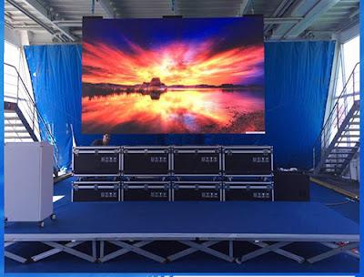 Chuyên cung cấp màn hình led p4 chính hãng tại Nam Định