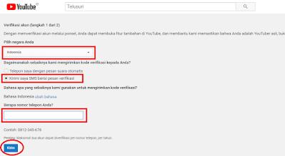 Cara Mengaktifkan Custom Thumbnail pada Video Youtube