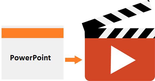 Tạo bài thuyết trình video bằng PowerPoint