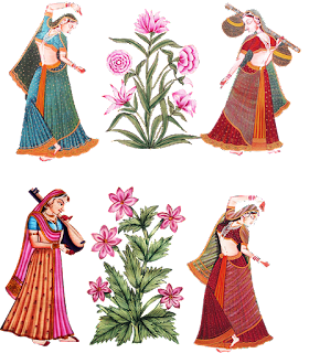 Rajputana Painting