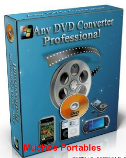 Any DVD Converter Pro Portable