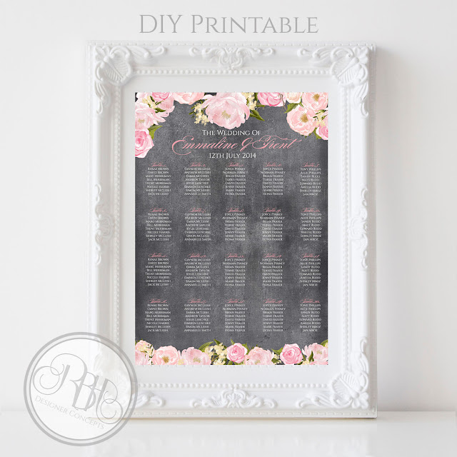 https://www.etsy.com/au/listing/246525515/chalkboard-wedding-seating-chart-rustic