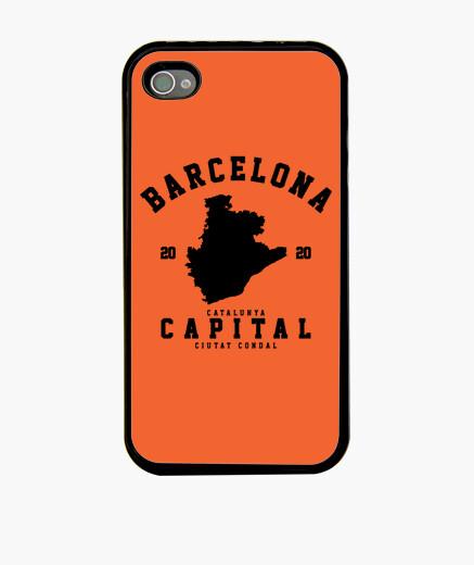 Ciudades, carcasa, carcasas, cataluña, barcelona