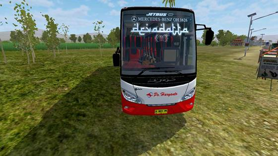 download mod bussid jbhd hino rk full anim terbaru