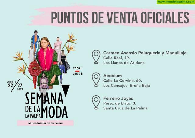 Isla Bonita Moda pone a la venta las entradas para los desfiles de la Semana de la Moda