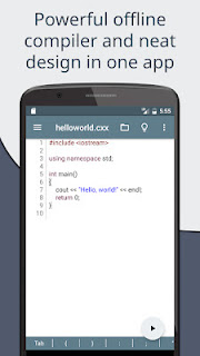 Cxxdroid for Android